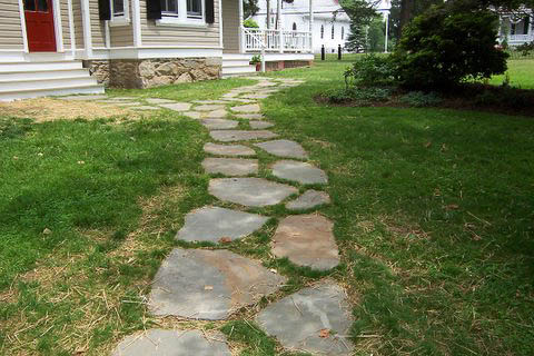 Jessica m fox landscape design consulting for Landscaping rocks you can walk on